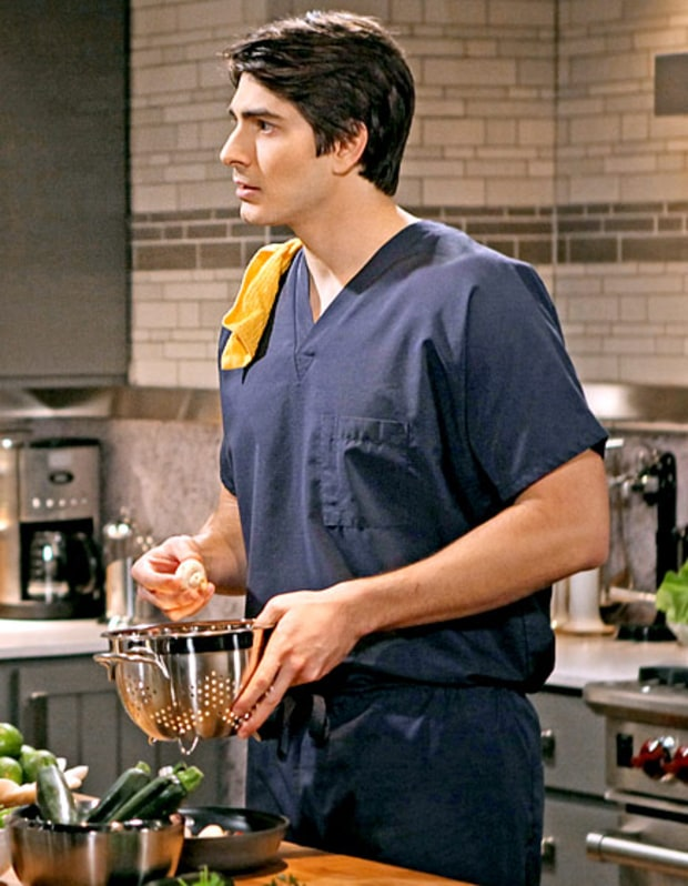 Brandon Routh: Partners