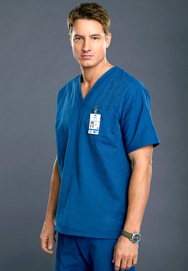 Justin Hartley: Emily Owens, M.D.