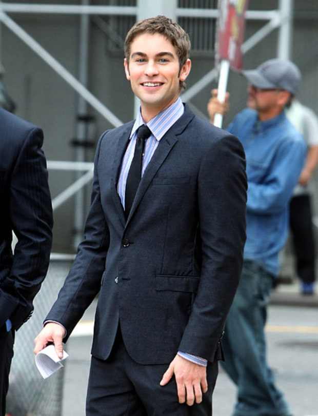Chace Crawford Natty Nate In Fidi Hot Pics Us Weekly
