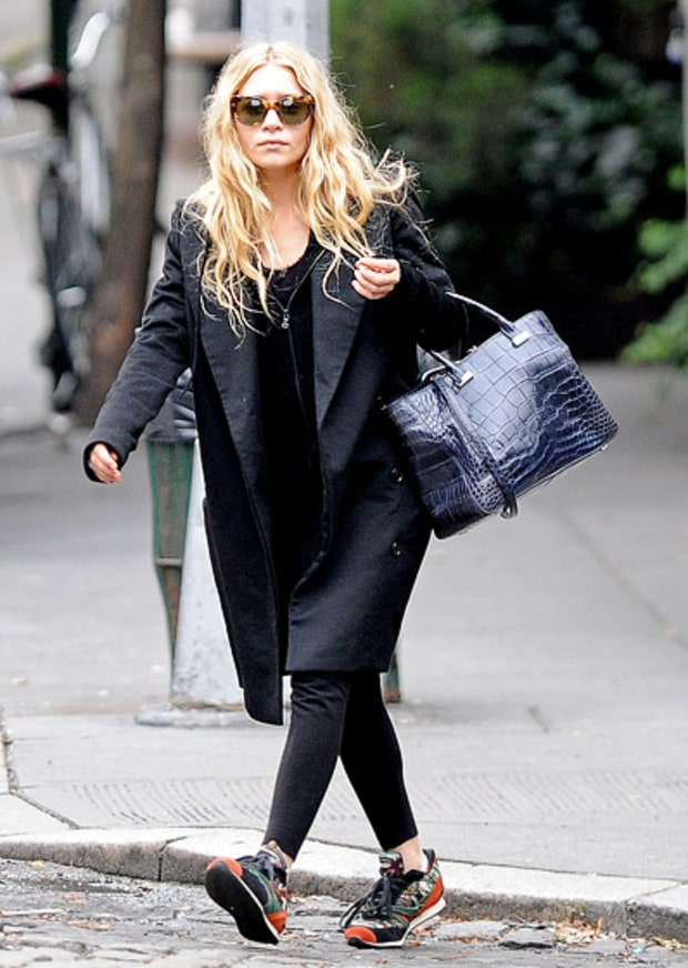 Olsen on the Move