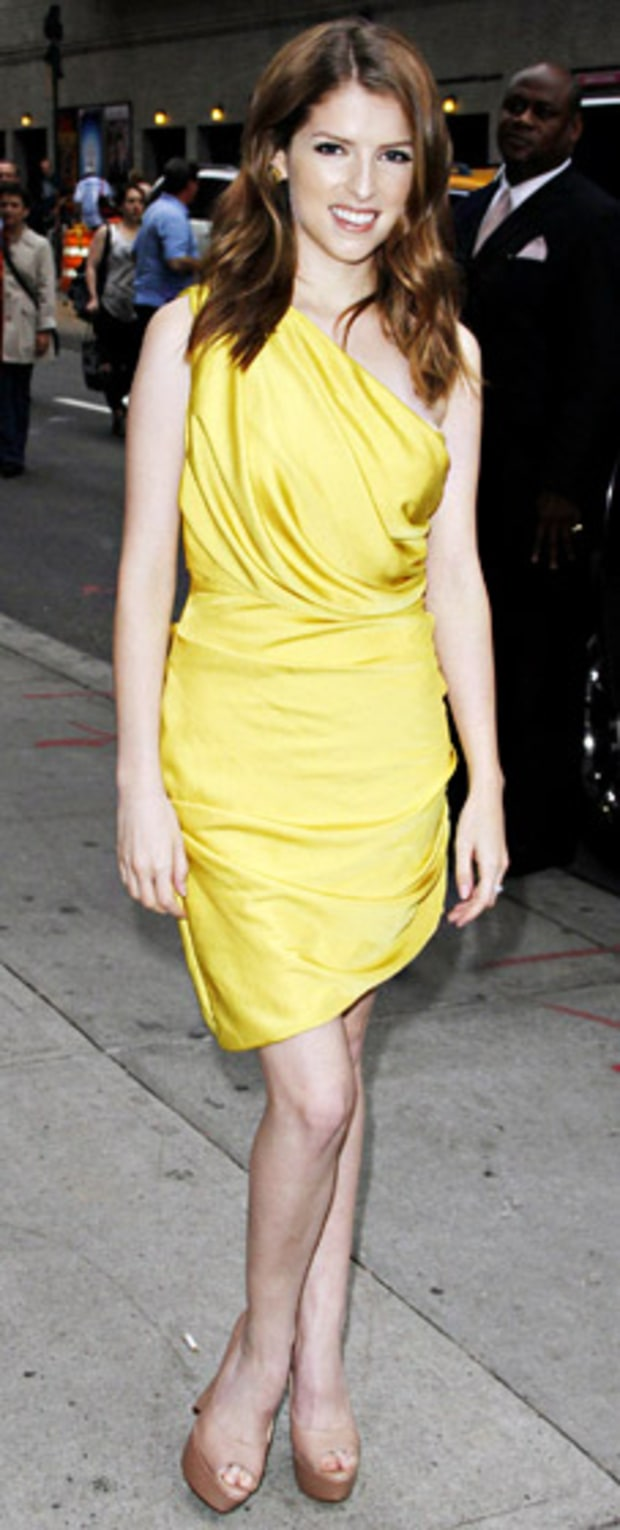 Anna Kendrick: Late Show With David Letterman