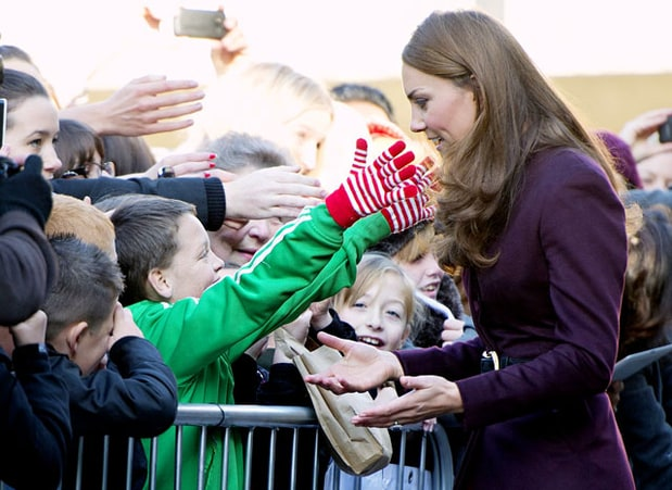 A Hug for the Duchess