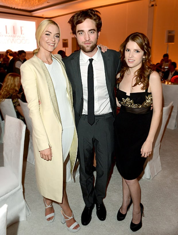Partying With Pattinson