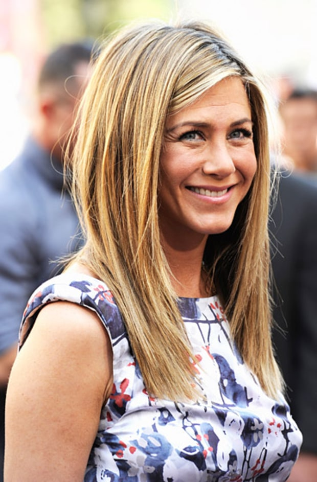 Jennifer Aniston Democrat Celebrities Political