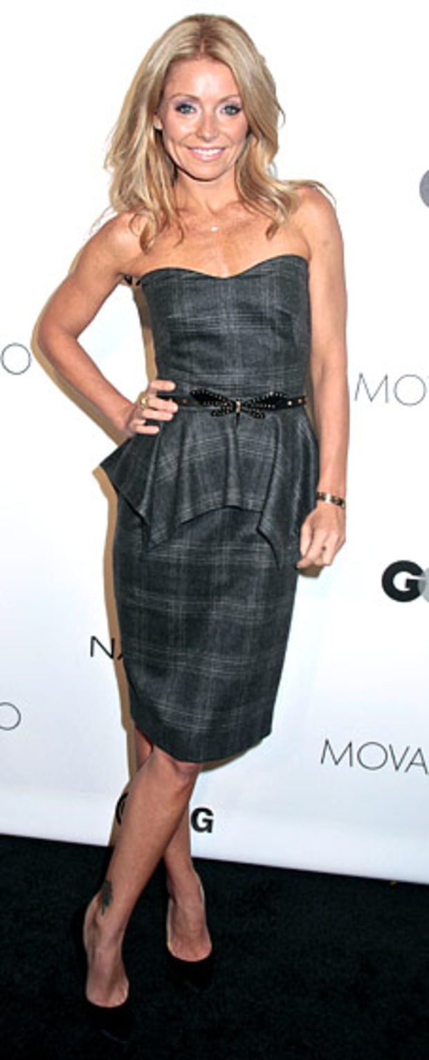 Kelly Ripa: GQ's Gentleman's Ball