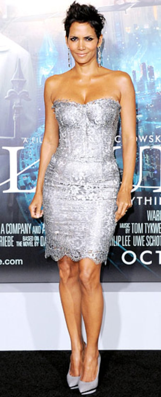 Halle Berry: Cloud Atlas Premiere