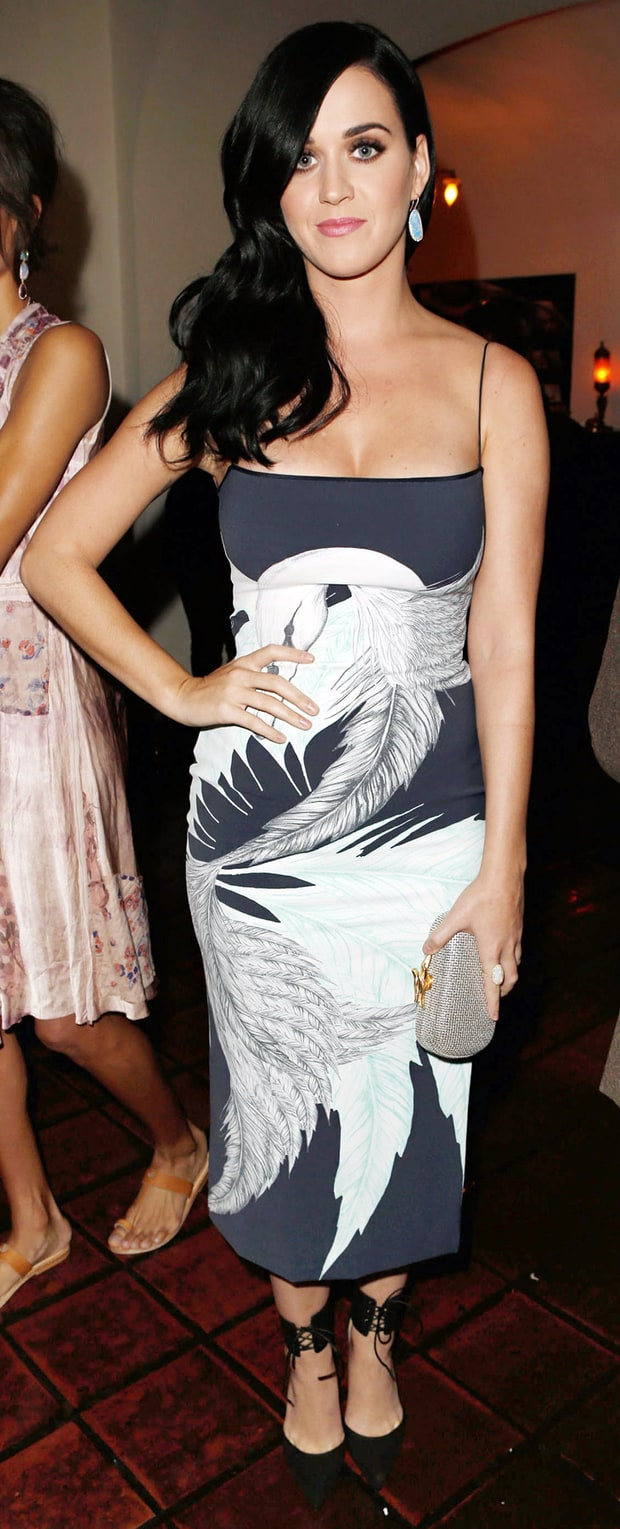 Katy Perry: CFDA/Vogue Fashion Fund Event