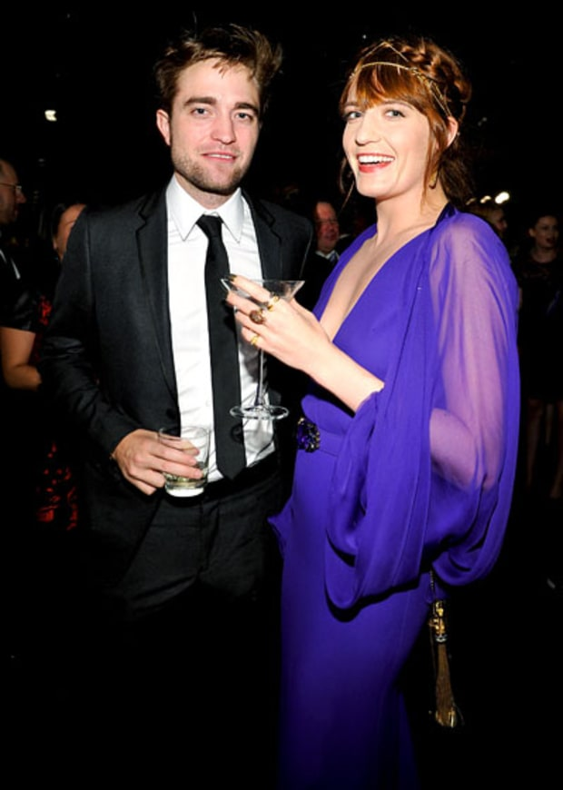 Florence + The Pattinson