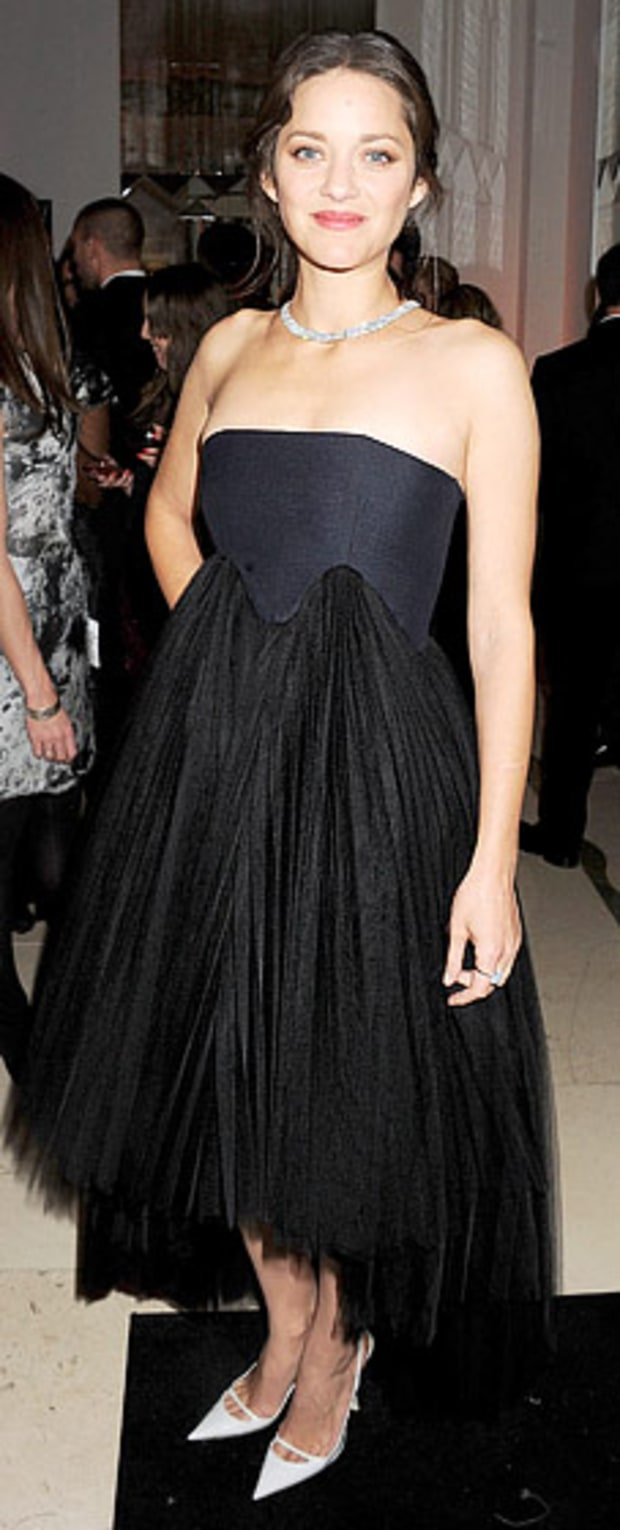 Marion Cotillard: Harper's Bazaar Women of the Year Awards