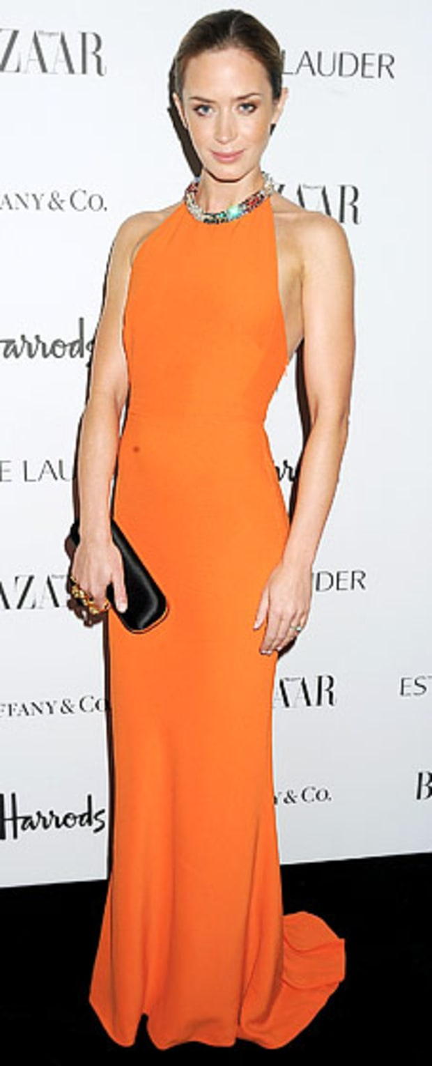 Emily Blunt: Harper's Bazaar Women of the Year Awards