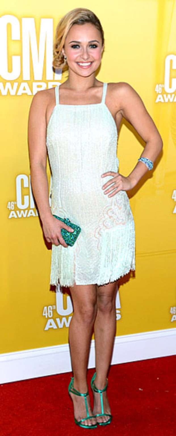 Hayden Panettiere: 2012 CMA Awards