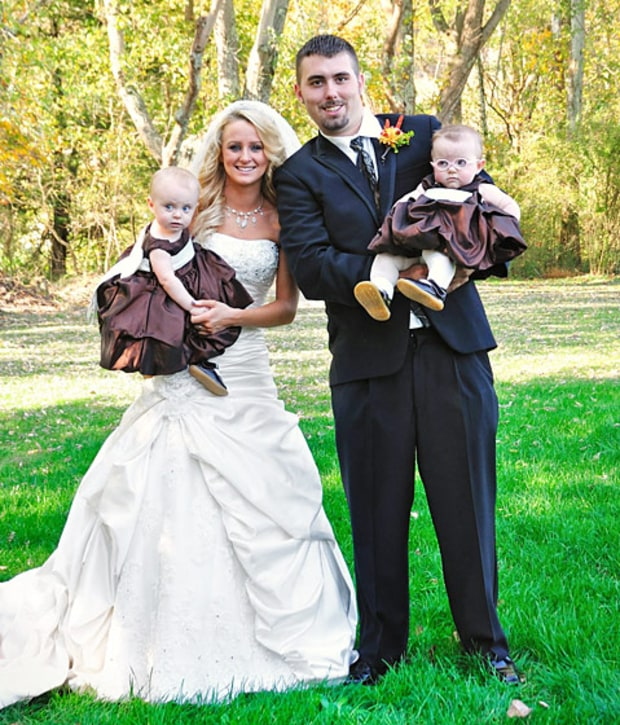 Leah Messer Marries Corey Simms