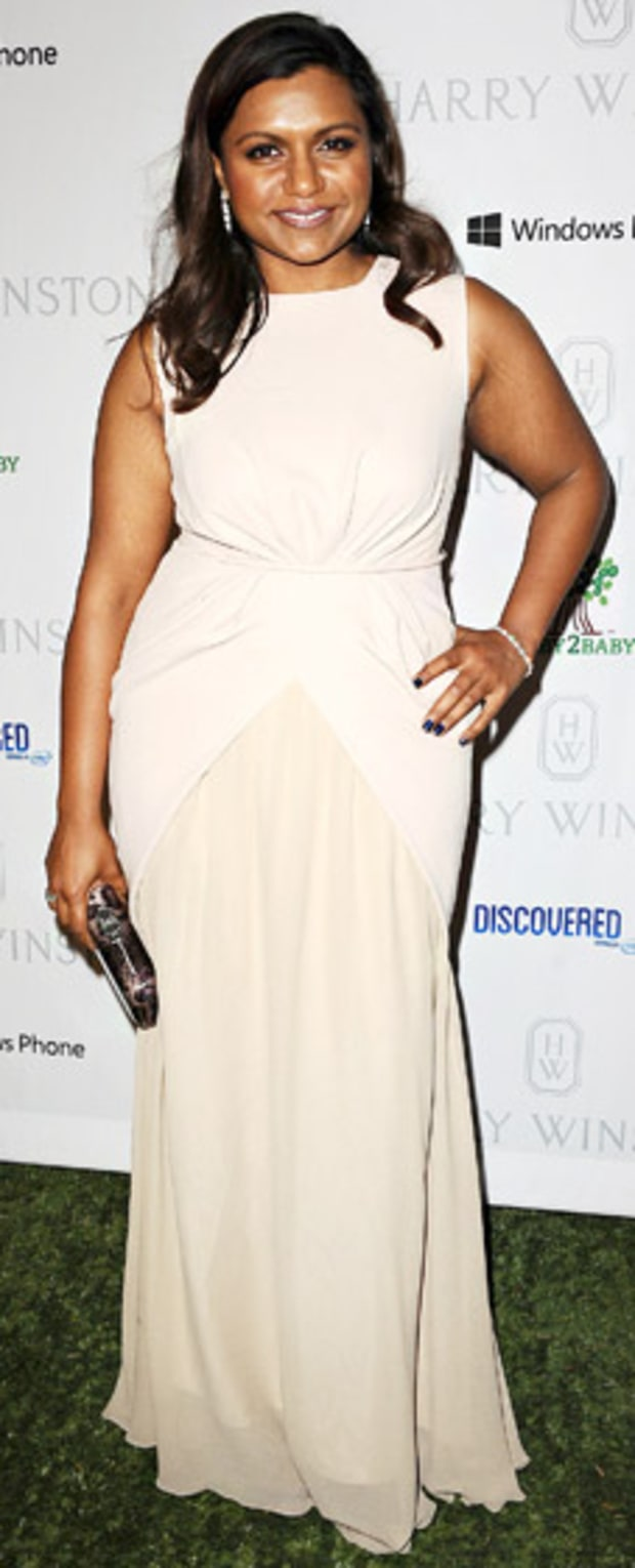 Mindy Kaling: 1st Annual Baby2Baby Gala