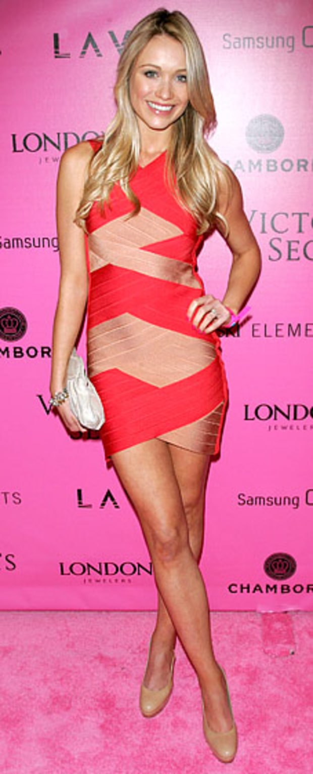 Katrina Bowden: Victoria's Secret Fashion Show Afterparty