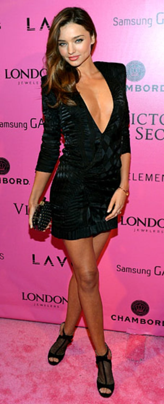 Miranda Kerr: Victoria's Secret Fashion Show Afterparty