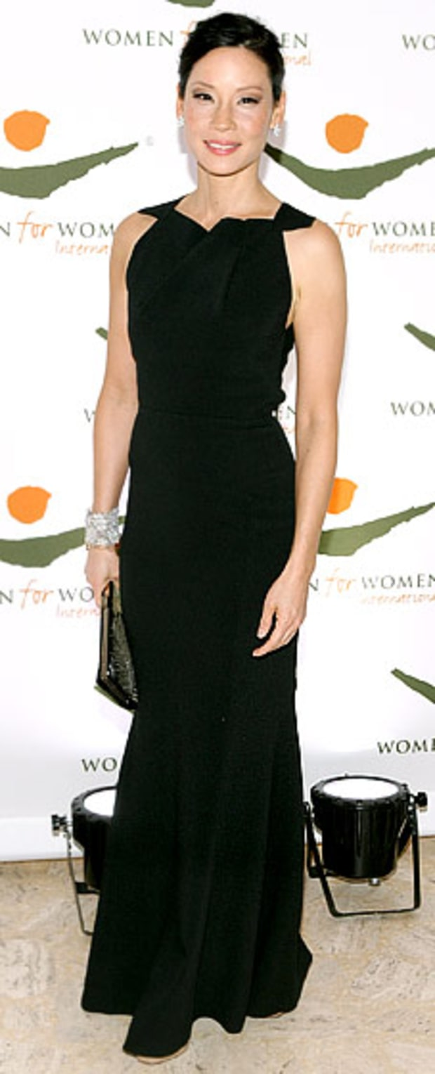 Lucy Liu: Women For Women International Gala