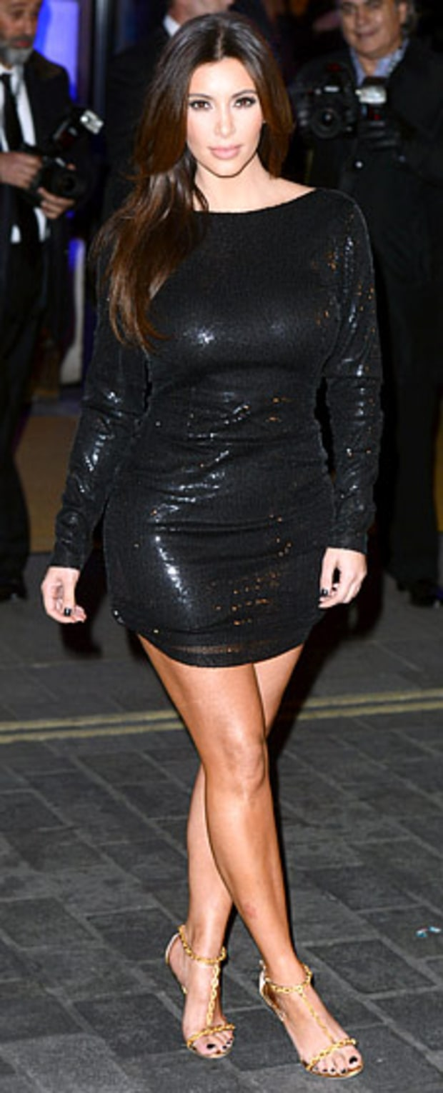 Kim Kardashian: Kardashian Kollection For Dorothy Perkins Launch