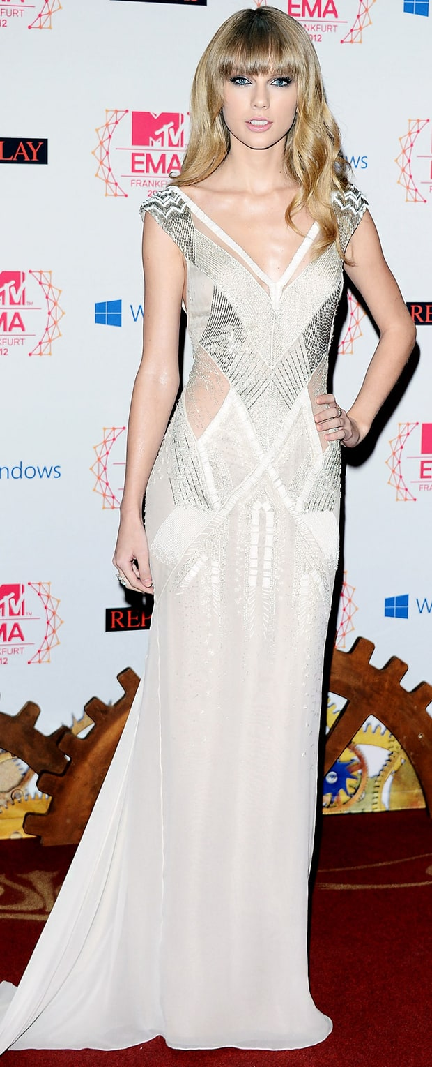 Taylor Swift: MTV Europe Music Awards