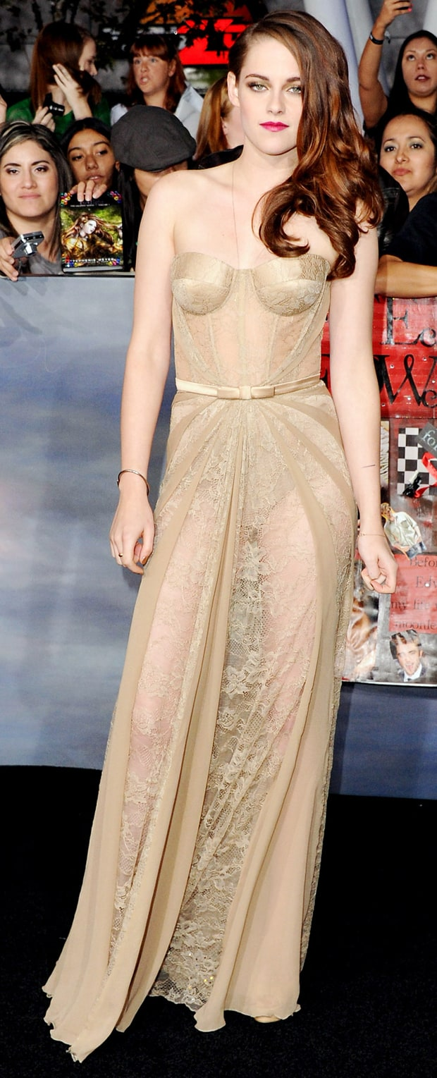 Kristen Stewart: Twilight Saga: Breaking Dawn -- Part 2 Premiere