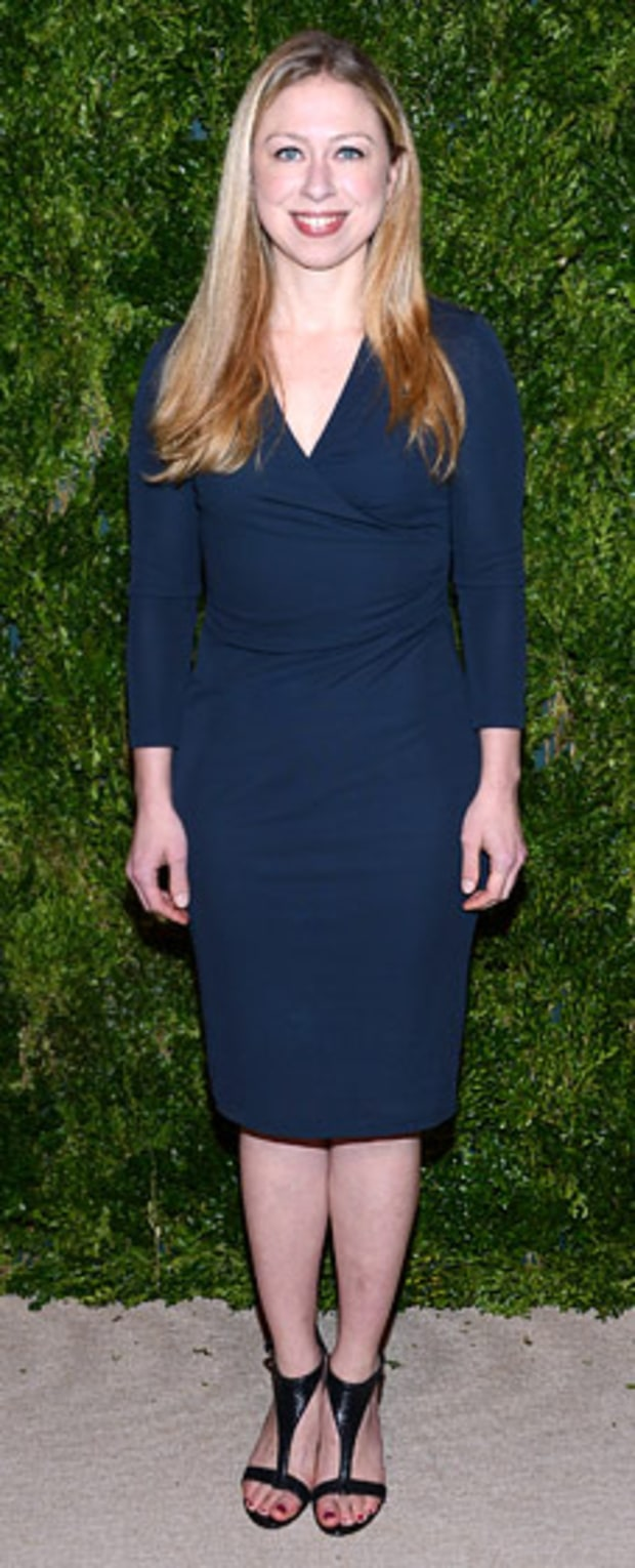 Chelsea Clinton: 9th Annual CFDA/Vogue Fashion Fund Awards