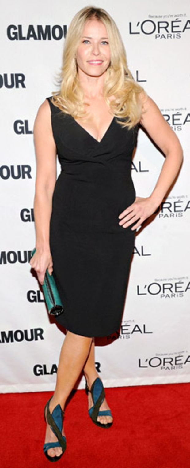 Chelsea Handler: Glamour Women of the Year Awards