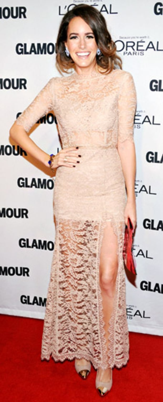 Louise Roe: Glamour Women of the Year Awards