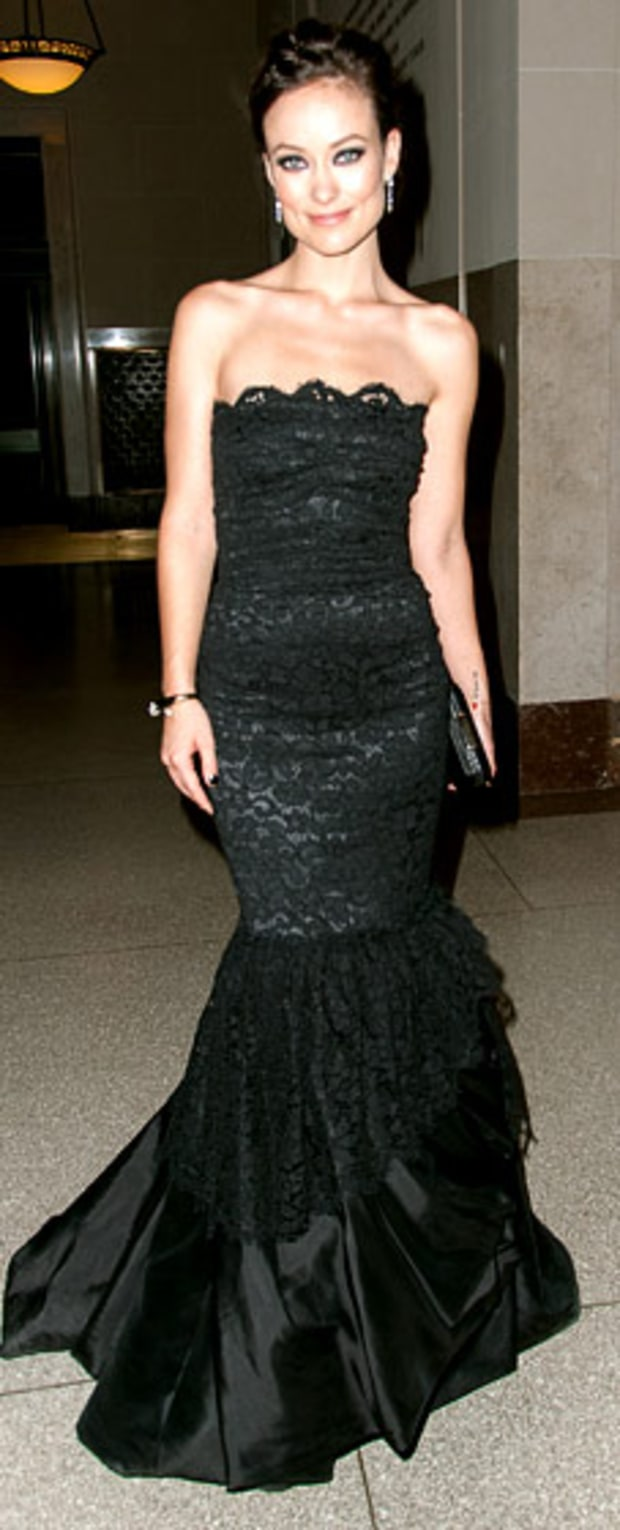 Olivia Wilde: Museum Of Natural History Gala