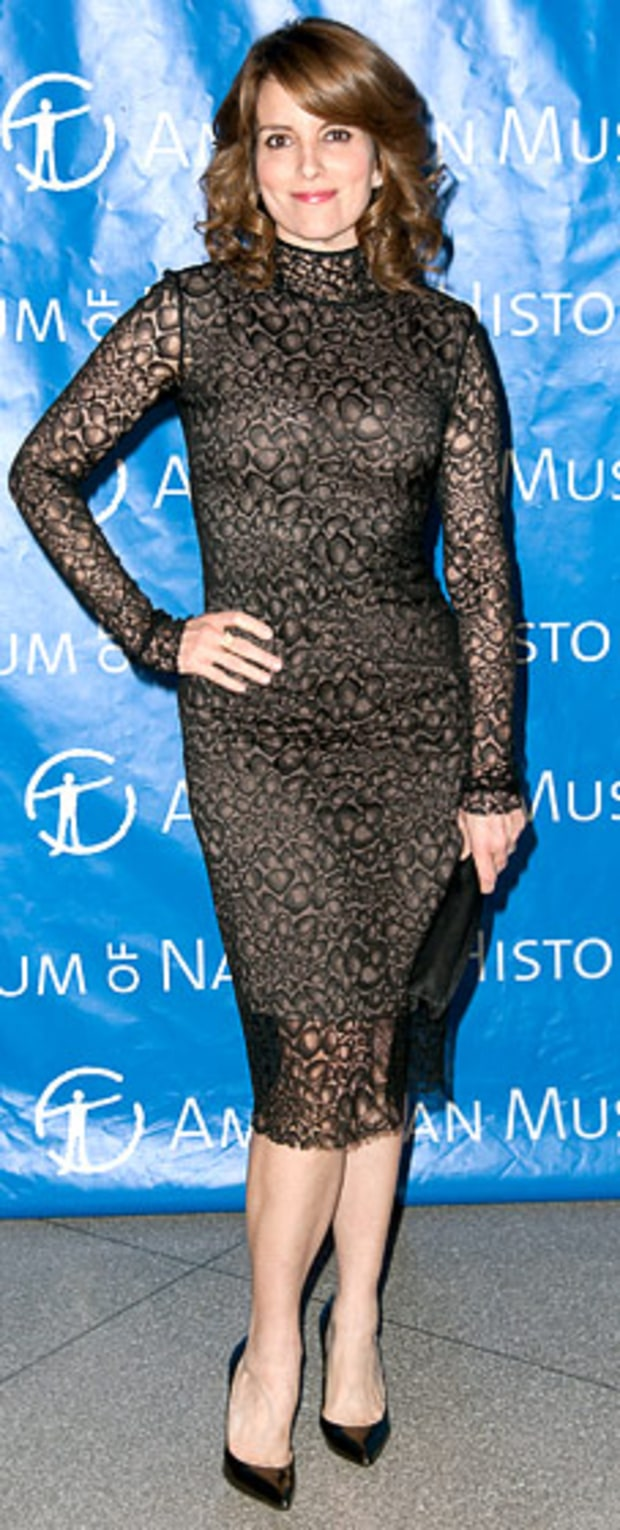 Tina Fey: Museum Of Natural History Gala