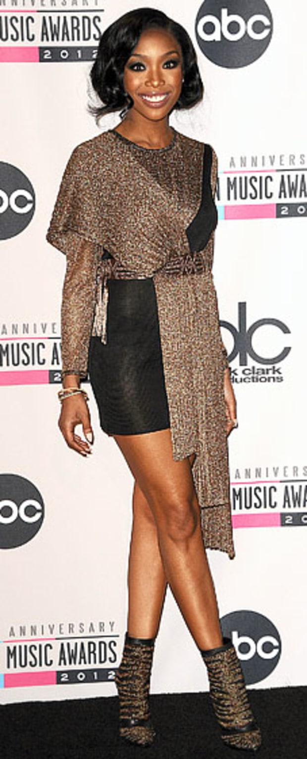 Brandy: 40th Annual American Music Awards