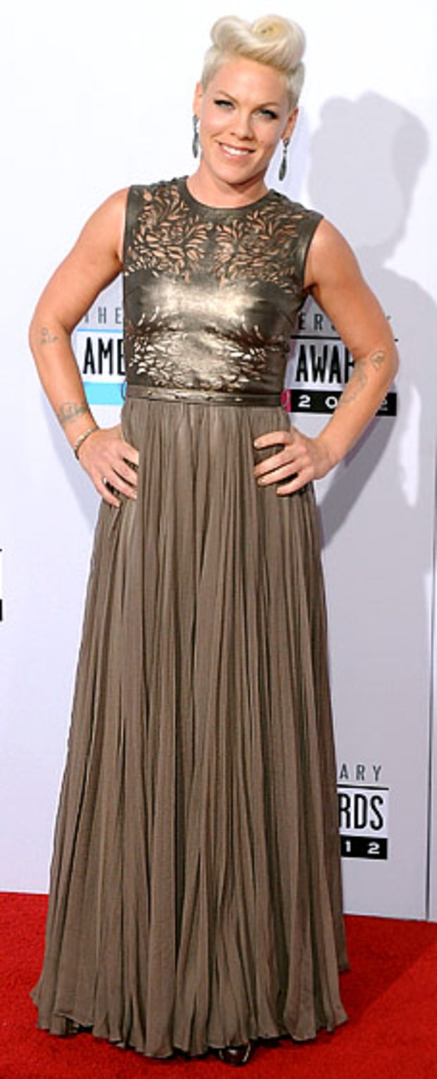 Pink: 40th Annual American Music Awards