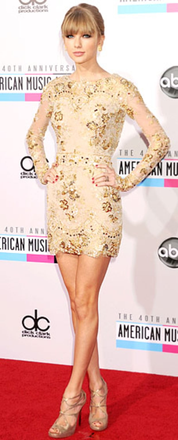 Taylor Swift: 40th Annual American Music Awards