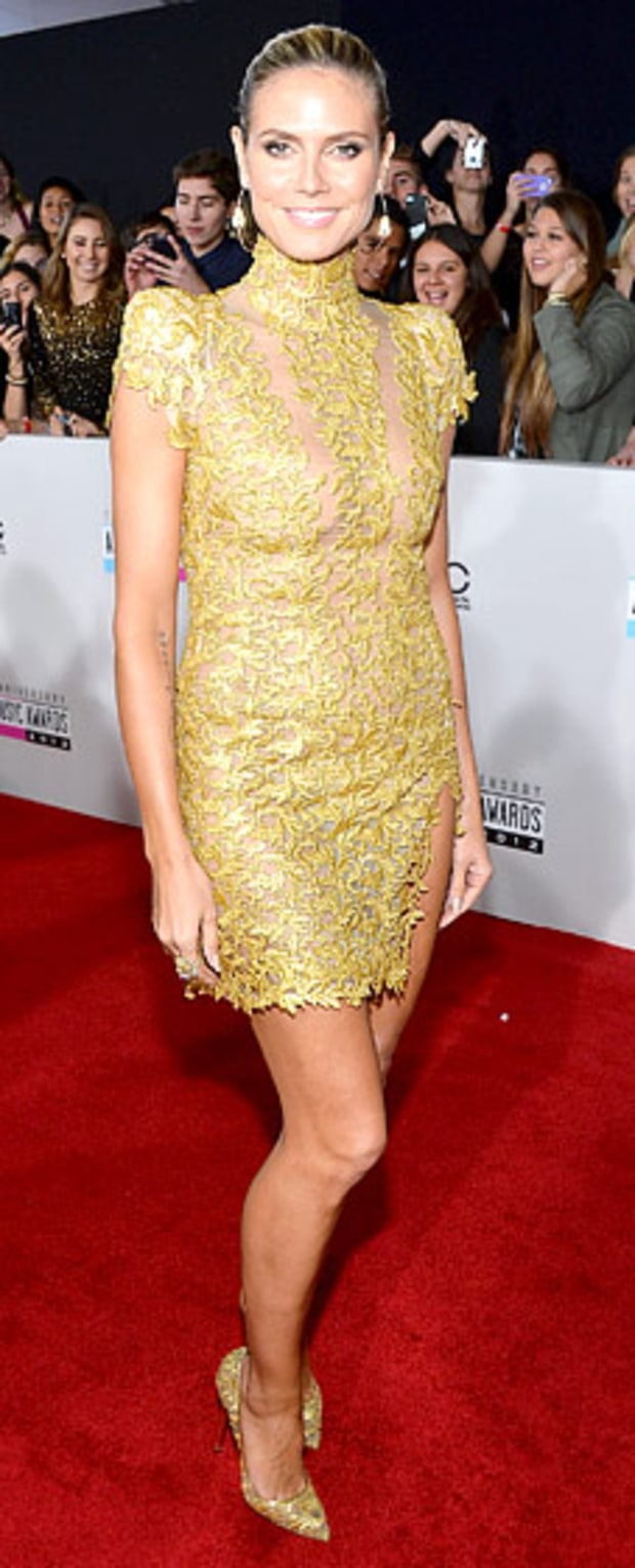 Heidi Klum: 40th Annual American Music Awards