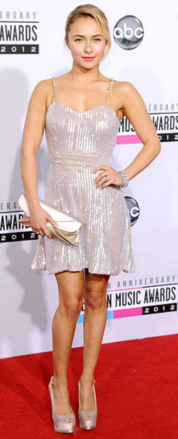 Hayden Panettiere: 40th Annual American Music Awards
