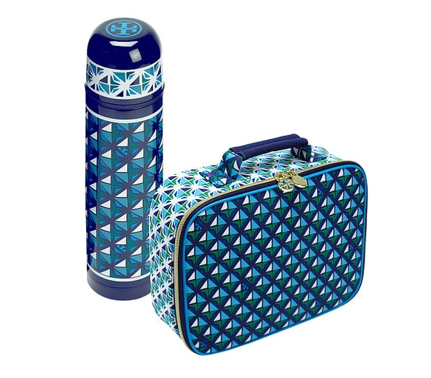 Tory Burch for Target + Nieman Marcus thermos and box