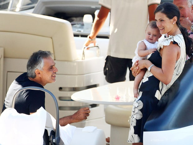 Virginia Bocelli | 2012's Babies of the Year | Us Weekly
