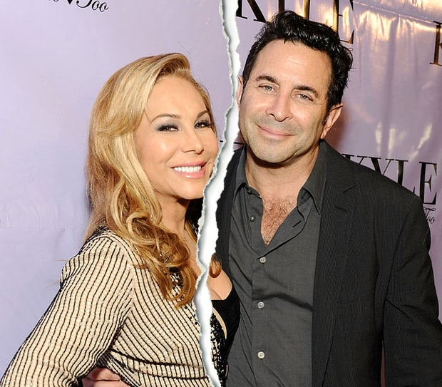 Adrienne Maloof and Paul Nassir