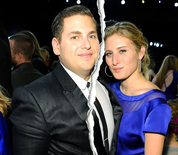 Jonah Hill and Ali Hoffman