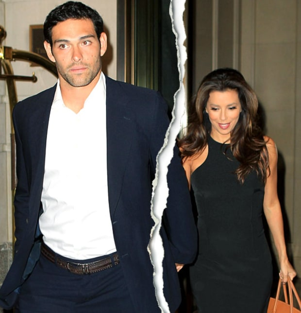 Mark Sanchez and Eva Longoria