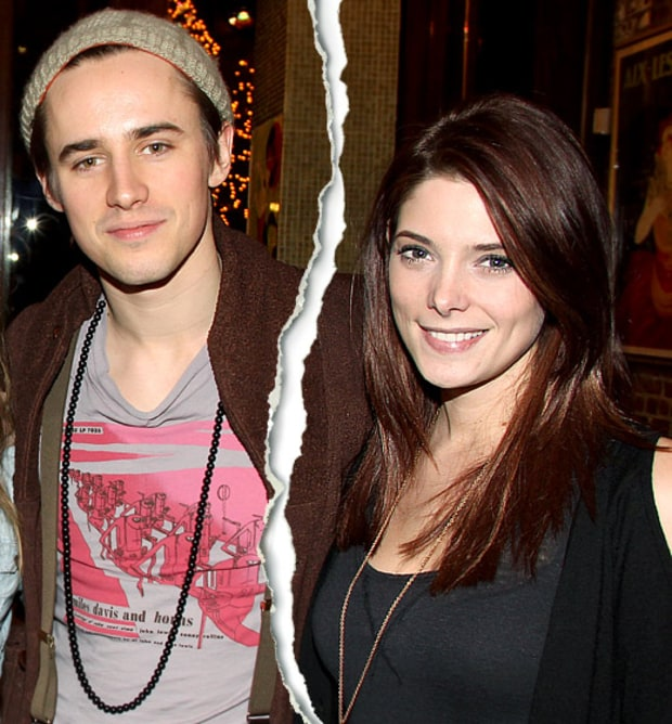 Reeve Carney and Ashley Greene