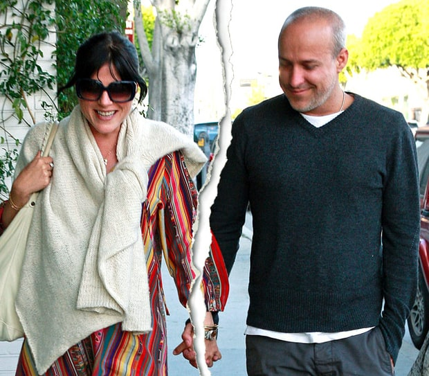 Selma Blair and Jason Bleick