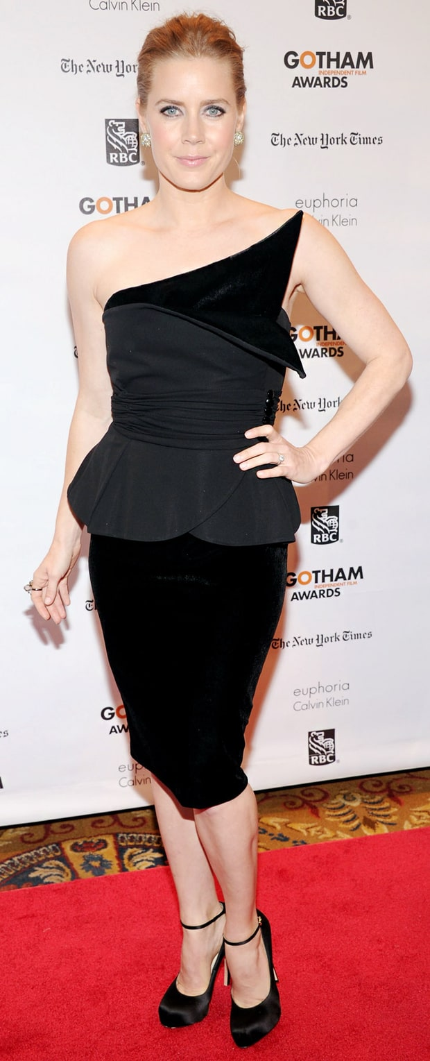 Amy Adams: 22nd Annual Gotham Independent Film Awards