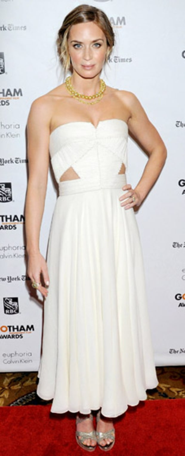 Emily Blunt: 22nd Annual Gotham Independent Film Awards