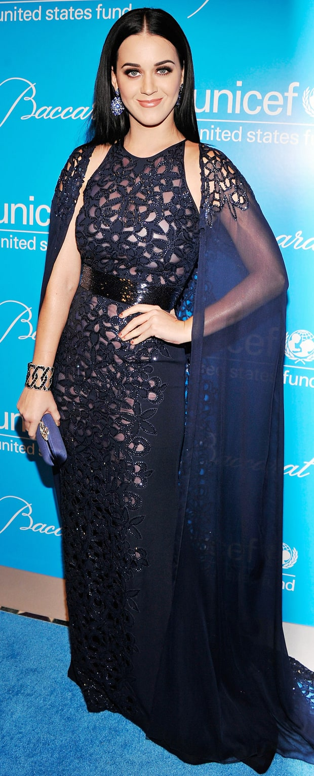 Katy Perry: Unicef SnowFlake Ball