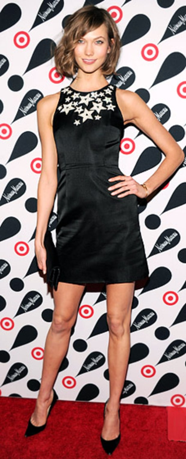 Karlie Kloss: Target + Neiman Marcus Holiday Collection Launch