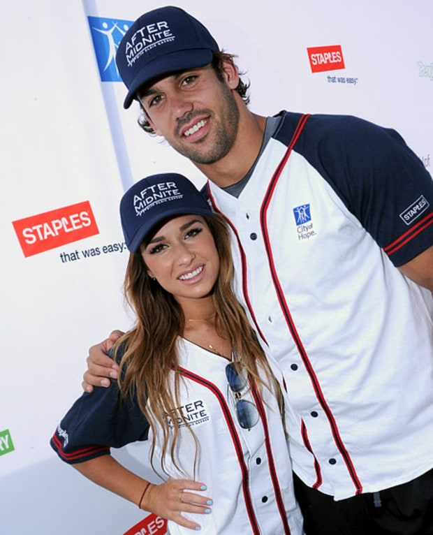 Jessie James and Eric Decker