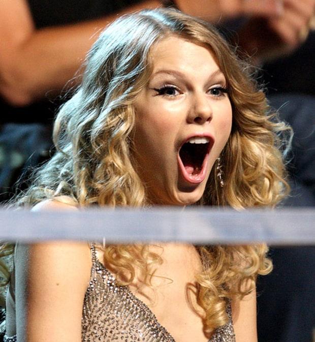 June 16, 2009 | Taylor Swift's Best Surprised Faces | Us ...