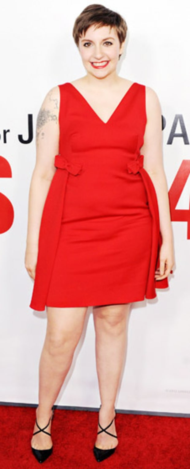 Lena Dunham: This Is 40 Premiere