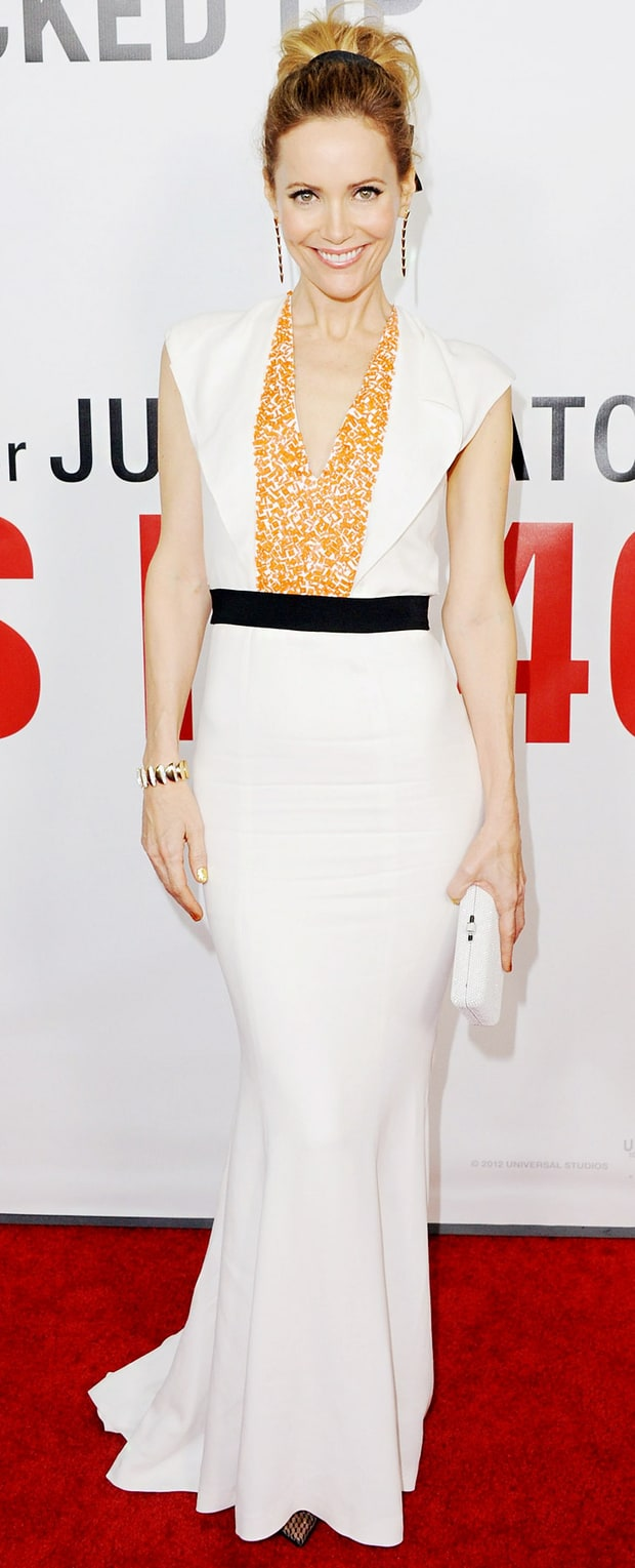 Leslie Mann: This Is 40 Premiere
