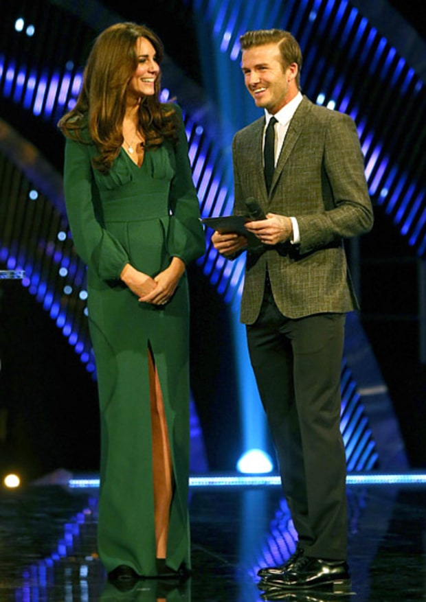 The Duchess and Becks