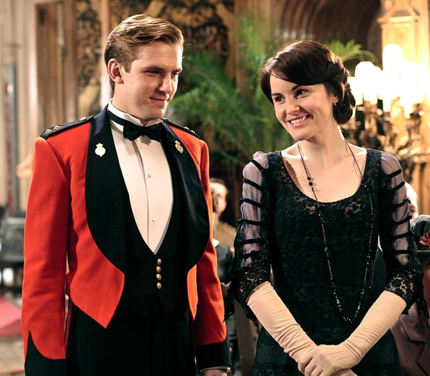3. Downton Abbey